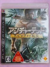 PS3 Uncharted: Drake's Fortune 30150 Japanese ver from Japan