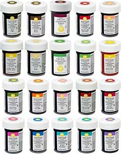 Wilton Concentrated Icing Colour Gel Paste 28g for Cake Decorating