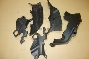 Benelli tnt125 tnt 125 tornado naked set of various panels infill fairings