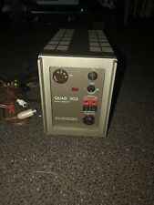 Quad 303 Solid State Power Amp Not Working Fully