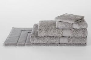 Sheridan Luxury Egyptian Towel Collection Cloud Grey