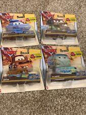 Disney Cars Road Trip Fillmore, Sally, Sarge & Mater!