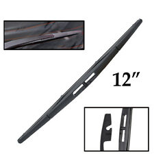 "XUKEY 12"" Rear Window Windshield Wiper Blade For Nissan Versa Micra Tiida Cube"