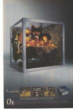 NBA Courtside 2002 Game Cube Advertisement