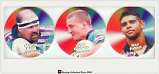 1997 Dynamic Rugby League Turn it up Pogs Team Sets-GOLD COAST CHARGERS(3)