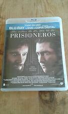 Como nuevo BLU-RAY+ DVD+COPIA DIGITAL de la película  PRISIONEROS -