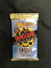 Magic the Gathering Portal Second Age Demo Game for Two Players NEW