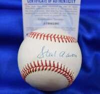 Hank Aaron PSA DNA Cert Autograph National League ONL Hand Signed Baseball