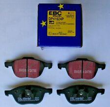 for Ford C Max 2007- Focus 2004- FRONT Brake Pad Set EBC Yellowstuff DP41524R