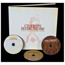 CAMERATA MEDIOLANENSE Vertute, Honor, Bellezza 3xCD BOX *SEALED* ljdlp novy svet