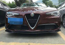 New Carbon Fiber Front Bumper Lip Parts Bodykits For Alfa Romeo Giulia LE Style