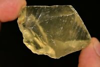 Natural CITRINE Rough 5.3cm 37g Clear Lemon Specimen Healing Clarity