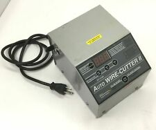 Cutter Industries Auto Wire-Cutter II Size: 12 to 40 AWG, Voltage: 120VAC