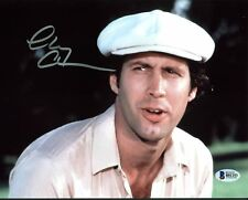 Chevy Chase Caddyshack Authentic Signed 8X10 Photo Autographed BAS Witnessed 8