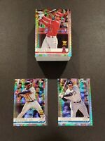 2019 TOPPS CHROME PRISM REFRACTOR You Pick Complete Your Set  $0.99 MAX SHIP