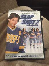 Slap Shot 2 Breaking The Ice DVD