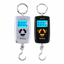 WH-A05L LCD Portable Digital Electronic Scale 10-45kg 10g for Fishing Luggage Z#