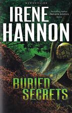 NEW Christian Romantic Suspense! Buried Secrets (Men of Valor #1) - Irene Hannon