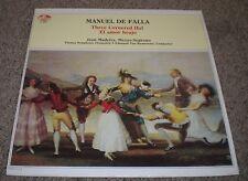 Manuel De Falla Three Cornered Hat El Amor Brujo Madeira Remoortel~FAST SHIPPING
