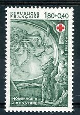 STAMP / TIMBRE FRANCE NEUF N° 2248 ** JULES VERNE