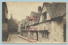 Church Street, Stroud, Gloucestershire. Unposted card vintage card