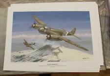 Iain Wyllie - Early Morning - Ju-88
