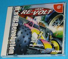 Re-Volt - Sega Dreamcast DC - JAP