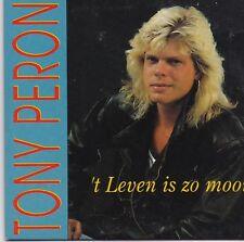 Toni Peroni-T Leven Is Zo Mooi cd single