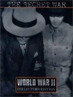 The Secret War (World War II Collector's Edition , Vol 29) by Russell, Francis
