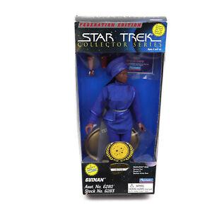 "1995 Playmates Star Trek The Next Generation Federation Edition Guinan 9"" Inch"
