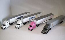 1:64 Scale Set # 24  (4 complete trucks)