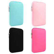 """Neoprene Tablet Sleeve Pouch Cover Case Bag For 9.7"""" iPad Air 1 2 iPad 4 3 2 Pro"""