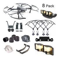 DJI Mavic Pro / Platinum Accessories 8 Pack Combo: Camera , Propeller Guard +
