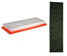 Air & Carbon Cabin Filter Kit ACDelco Pro for Mini R55 R56 Cooper 1.6. FI Turbo