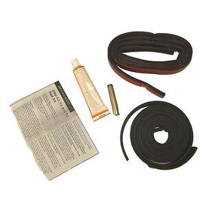 Omix 12304.07 Hard Top Seal Kit Fits 76-06 CJ5 CJ7 Scrambler TJ Wrangler