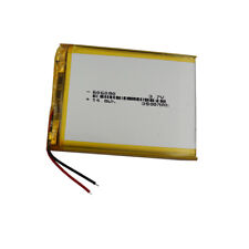 3.7V 3500 mAh Rechargeable Polymer Li battery For GPS iPAQ iPod Tablet PC 606080