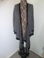 metalicus Polyester Striped Jumpers & Cardigans for Women