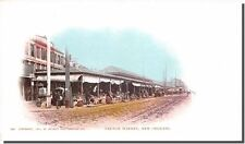 French  Market - NEW ORLEANS - Post card
