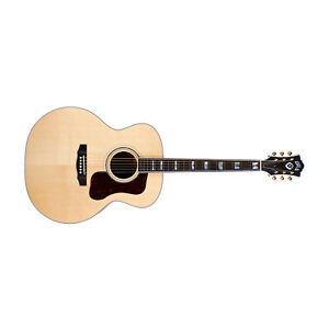 Guild F-55 Jumbo Acoustic Guitar, Indian Rosewood with SitkaSpruce Top (B-STOCK)
