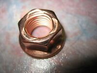 #198 15mm Hex Mopar Flange Nuts 21mm Flange M10-1.5mm Thread Qty.15