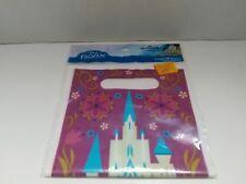 Disney Frozen 8 ct Party Loot Favor Bags Party Elsa Anna