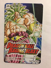 Dragon Ball Raging Blast Promo PS3