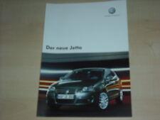 51219) VW Jetta Prospekt 08/2005