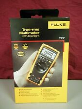 Fluke 177 True Rms Digital Multimeter With Backlight