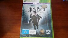 Harry Potter And The Deathly Hallows Part 1 (Microsoft XBOX 360) Complete Wizard