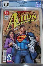 New ListingAction Comics #1000 Dan Jurgens 1990's variant cover. Superman