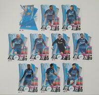 2020/21 Match Attax UEFA Champions League - Zenit team set (10 cards)