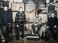 Clutch Rock Band Signed 8x10 Autographed Photo w COA