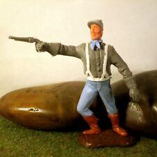 Timpo Toys Made in GT.Britain US.Südstaaten Südstaatler Soldat Infanterie