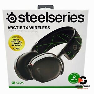 SteelSeries Arctis 7X Wireless Gaming Headset for Xbox Series X/S  Black